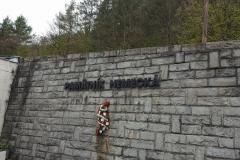 Commemoration of the Slovakian Uprising, April 23, 2016. Nemecká, Slovakia