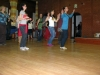 Dance class. April 18, 2012.
