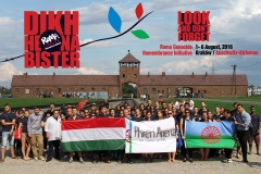 Dik I Na Bistar 2016 - Press conference & Departure of the group from Hungary