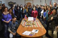 """European project """"A Europe of Diasporas"""". -Sofia"""