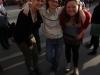 Christine, Marietta, and Caro.