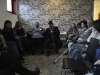 Mashkar Kehilot action in Pécs on International Roma Day