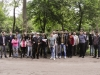 German-Hungarian Youth Exchange on Romani Resistance - May 2016