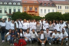Slovakia Summer Camp 2012