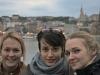 Christine, Agnese and Dorota. April 17, 2012.
