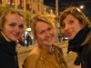 Dorota, Christine and Monia. April 17, 2012.