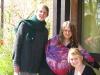 Jasper, Gosia and Christine.