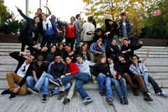The European Boogie Man Complex - Study Session October 2012