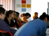 Seminar sessions. Photo by Máté Balogh.