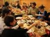 Dinner at the Hungarian Roma Restaurant