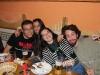 Vicente, Toni, Karolina, Quintin