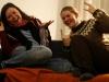 Caro and Aninka.