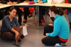 Volunteer Seminar Spring 2011