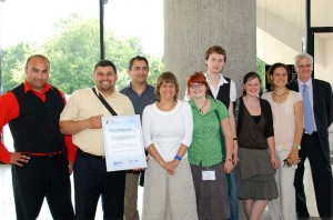 In May 2009, RGDTS was recognized as one of seven Ambassadors for Democracy and Tolerance by the Alliance for Democracy and Tolerance, a campaign sponsored by the German federal government.
