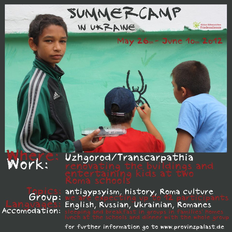 Uzhgorod-Summer-Camp