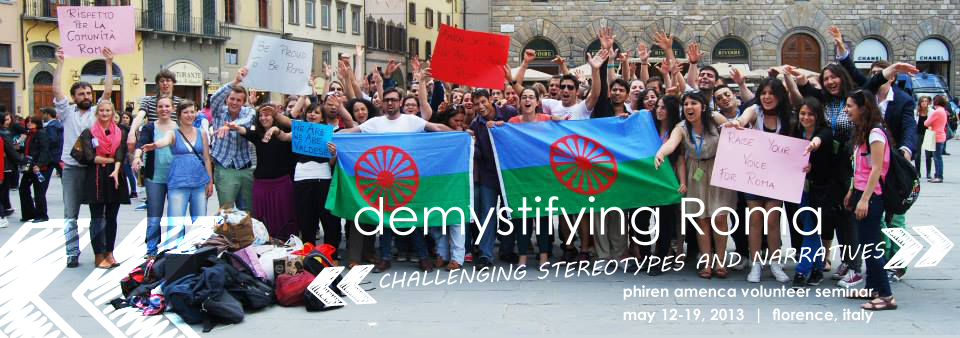 Demystifying Roma flashmob1