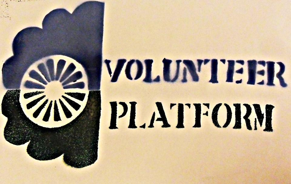 volunteer platform logo